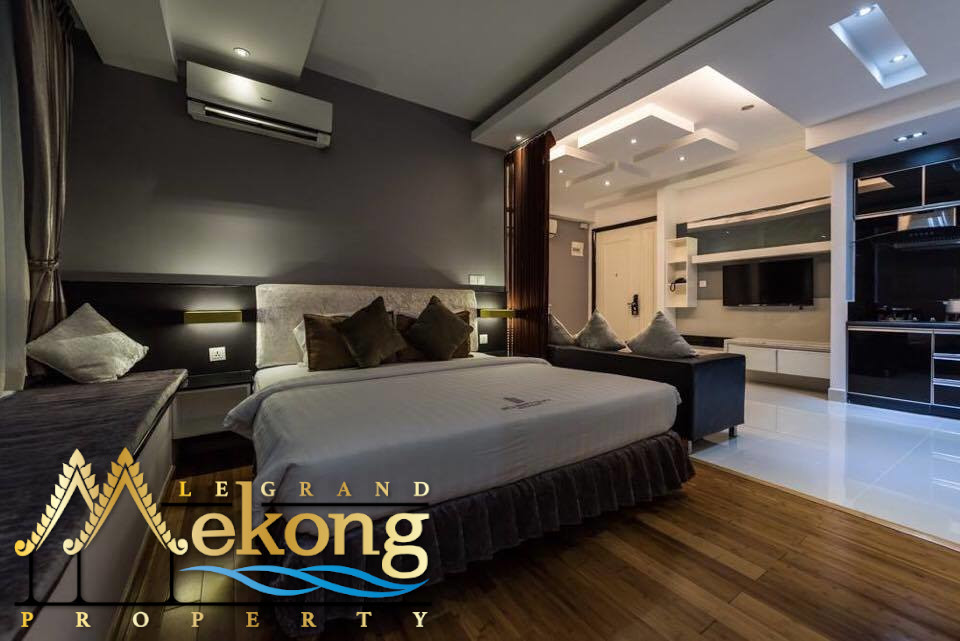 1 bedroom 1 bathroom FOR RENT (BKK1) LGM408